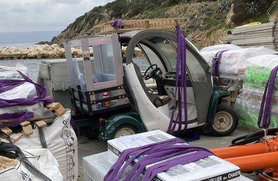 Un quatrième véhicule électrique sur le domaine !