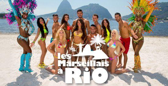 Moyenne hebdo record pour Les Marseillais à Rio sur W9.