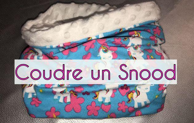 Coudre un Snood Doublé - Tutoriel Couture DIY