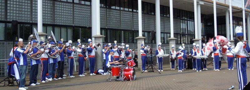 Fotos von der Eröffnung der Spiele 2012 in Apeldoorn