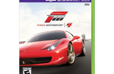 Top product: Forza Motorsport 4