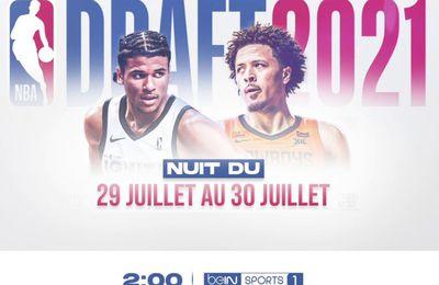Draft NBA 2021 : Sur quelle chaîne suivre cet évènement dans la nuit de jeudi à vendredi ?