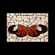 Papillon mosaique