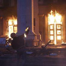 Solidarité internationale avec les victimes du massacre d'Odessa