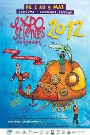 Exposciences Auvergne 2012 à Clermont-Ferrand (63)