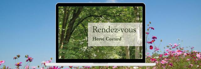 Rendez-vous de Hervé Costard : rencontre entre l'écriture et la guérison