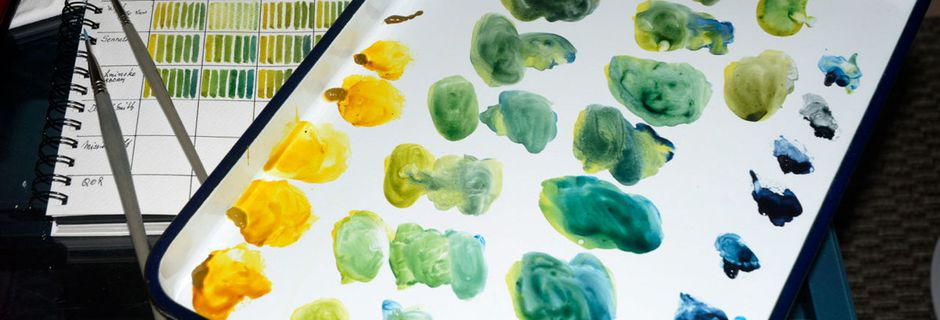 The Confused World of Watercolour, or What's in a Name