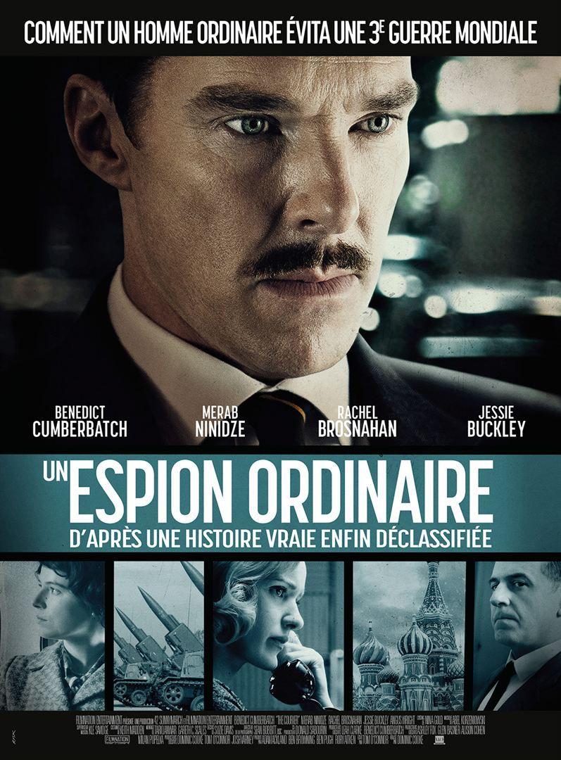 Critique Ciné : Un Espion Ordinaire (2021)