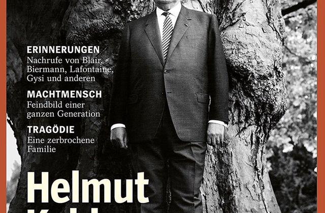 Hommage européen à Helmut Kohl diffusé ce samedi matin sur France 3 Grand Est et /info.arte.tv.