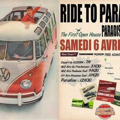RIDE TO PARADISE