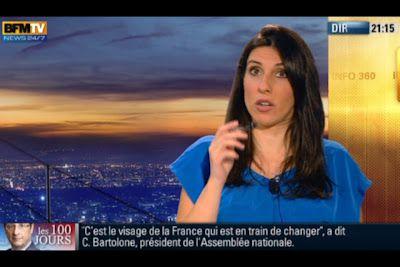 [2012 06 26] NATHALIE LEVY - BFM TV - INFO 360 @21H00