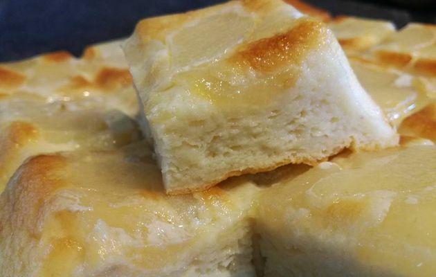 Gâteau brassé à la poire