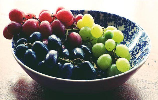 Quels sont les 5 principaux avantages de manger du raisin?