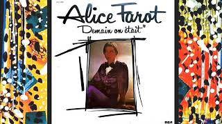 Alice farot, une chanteuse française des années 1960 et 1970 avec deux albums somptueux avec Daniel Balavoine et Laurent Voulzy