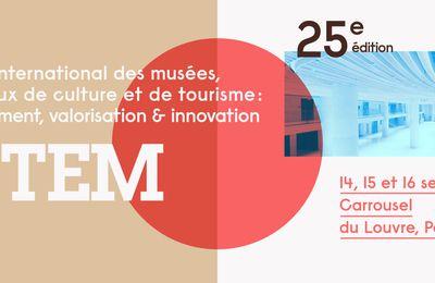 """Conférence SITEM """"Six musées et un château, en Île-de-France, au défi de la proximité"""""""
