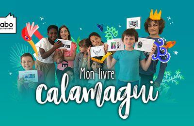 Créer un vrai livre en classe avec Calamagui