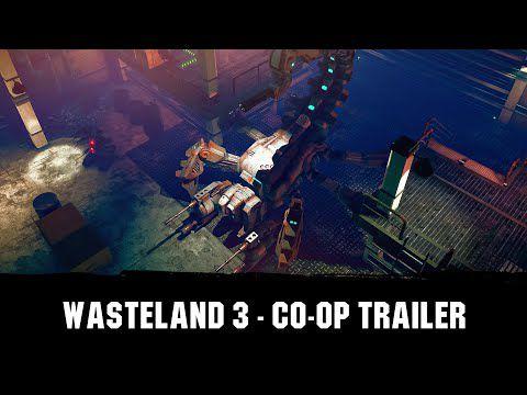 [ACTUALITE] Wasteland 3 - Le mode co-op dans un tout nouveau trailer