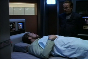TNG 4x15 Premier contact (First Contact)