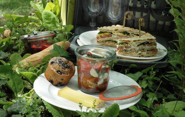 """Les déjeuners sur l'herbe """"chic"""" des Relais & Châteaux... c'est en juin !"""