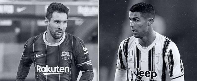 Match de football: le choc Messi vs Ronaldoà voir en replay