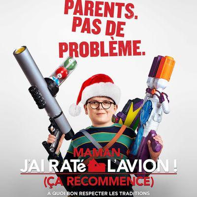 Découvrez la 1ère bande-annonce pour « Maman, j'ai raté l'avion ! (ça recommence) » en exclusivité sur Disney+ le 12 novembre !