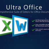 Get Ultra Office for Free: Word, Spreadsheet, Slide & PDF Compatible - Microsoft Store