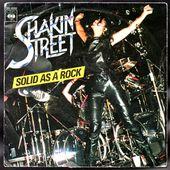 Shakin' Street - Solid As A Rock - 1980 - l'oreille cassée