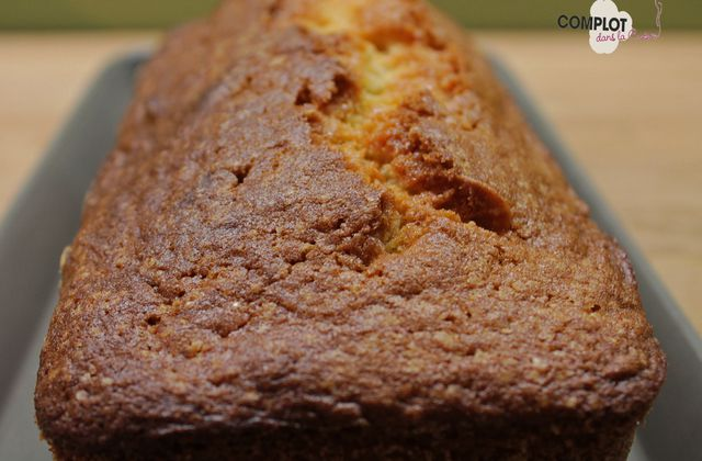 Cake au citron - easy very easy