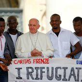 Le pape François en faveur du regroupement familial sans conditions pour tous les migrants - MOINS de BIENS PLUS de LIENS