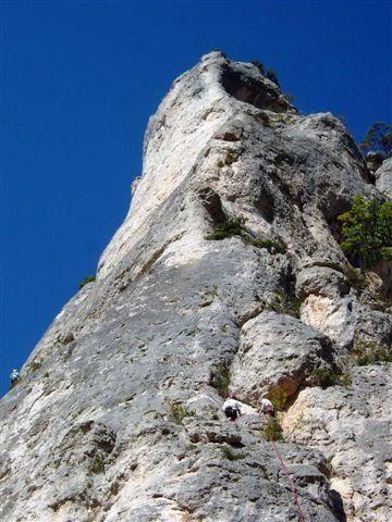 """Partie centrale&nbsp;d'une rando aquarelles dans les Gorges de la Jonte, du Tarn et les Grands Causses dont on peut voir les articles dans la cat&eacute;gorie <a href=""""http://www.aquarelle-en-voyage.com/0-categorie-397658.html"""">&quot;Gorges du Tarn, Canyons et Grands Causses&quot;</a> de mon blog"""