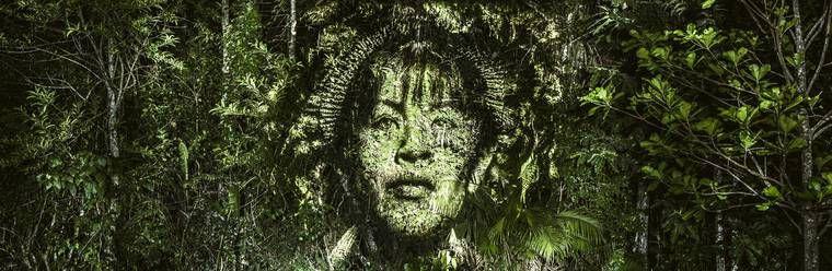 Divers - Photos - Art. Amazonia – Du street art lumineux en pleine forêt Amazonienne.