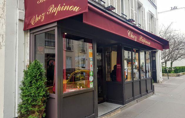 Chez Papinou (Neuilly sur Seine) : à la bonne franquette !