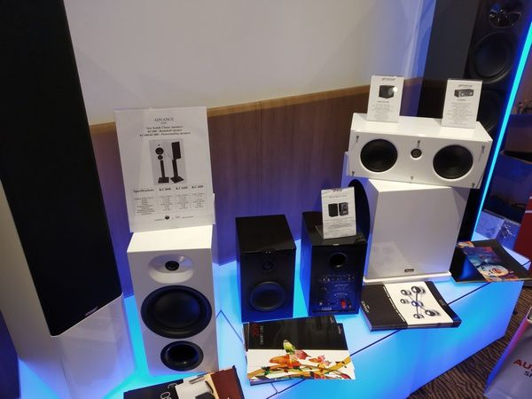 Advance Paris par Advance Acoustics @ Paris Audio Vidéo Show 2018 - Tests et Bons Plans