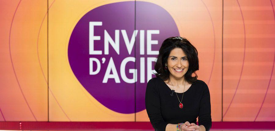 """""""Envie d'agir"""", nouvelle émission quotidienne présentée par Jaleh Bradea dès ce lundi sur C8"""