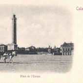 (A16) Cartes Postales Anciennes Calais Le Phare - www.jepi-dunkerque.fr