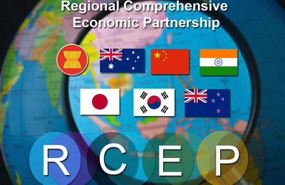 CONTRIBUTIONS ET REGARDS EUROPEENS SUR LE REGIONAL COMPREHENSIVE ECONOMIC PARTNERSHIP ASEAN PACIFIQUE