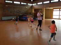 Centre Buisson: capoeira et parc