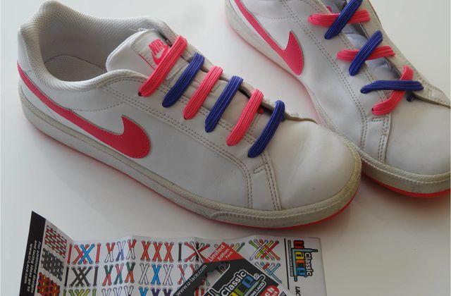 Remplacer les lacets sur les chaussures enfant [Samedi Mode]