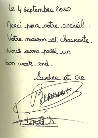 Album - Livre-d-or
