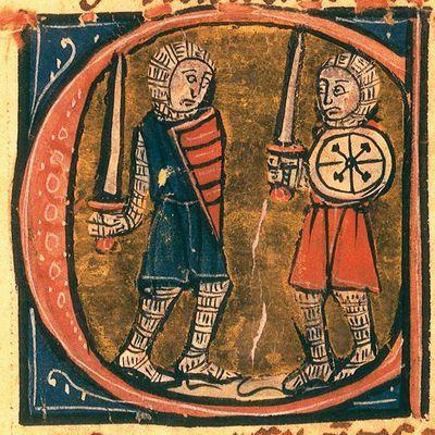 Le Moyen-âge, Histoire et Littérature