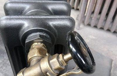 radiateur en fonte classique ancien  rénové prêt a poser toute dimensions du 33/46/61/78/91/107