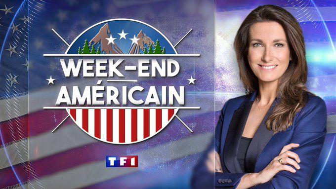 TF1 : Ce weekend, les éditions du journal passent à l'heure américaine