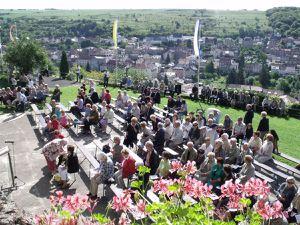 60ème anniversaire de la grotte Notre-Dame d'Algrange