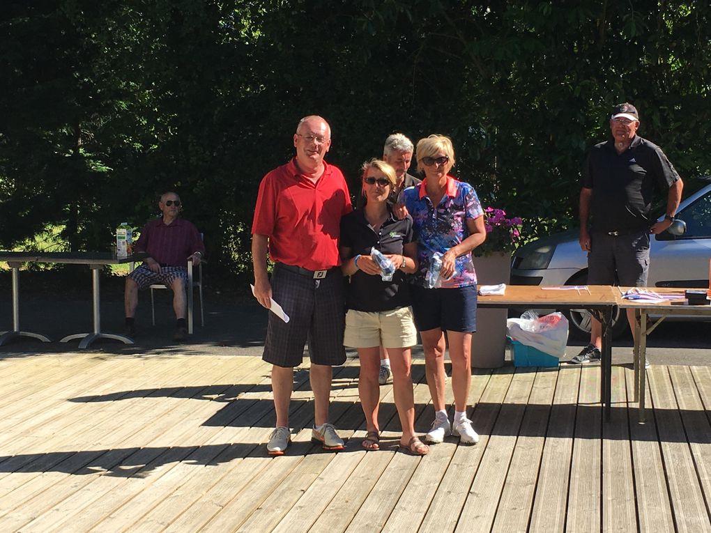 Compétition Ryder Club 2016