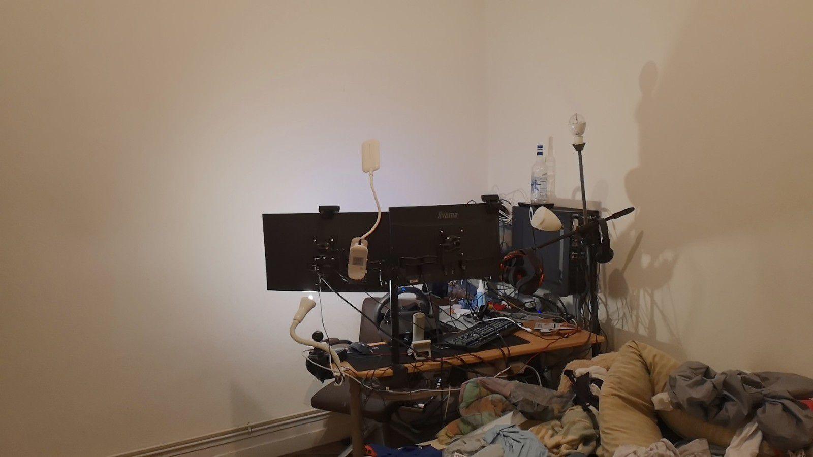 Nouvelle place bureau