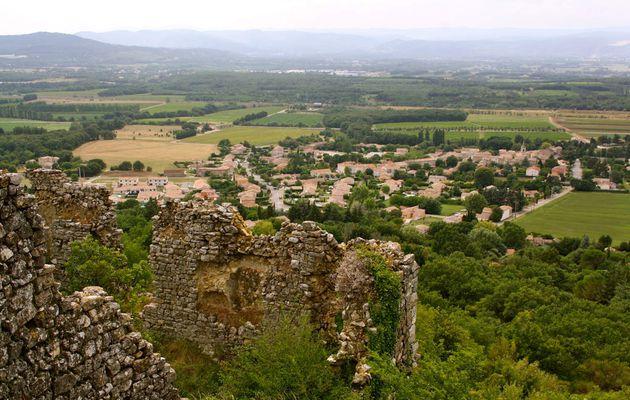 Allan, le village aux mille ans d'histoires