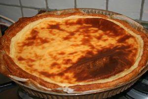 La tarte à la bouillie de La Chapelle pour la Saint Blaise
