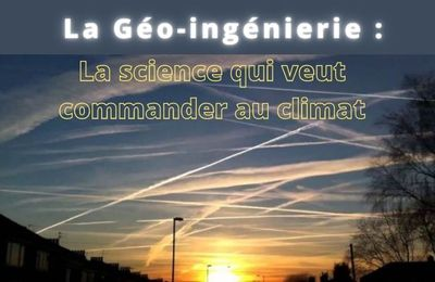 CHEMTRAILS (suite et fin) | [VOSTR] Chemtrails: what in the world are they spraying? | Traînées chimiques dans les cieux