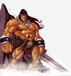 Pour en finir avec le cliché Conan*