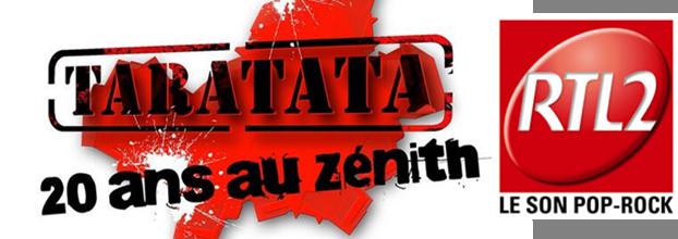 Taratata renaît sur RTL2 !